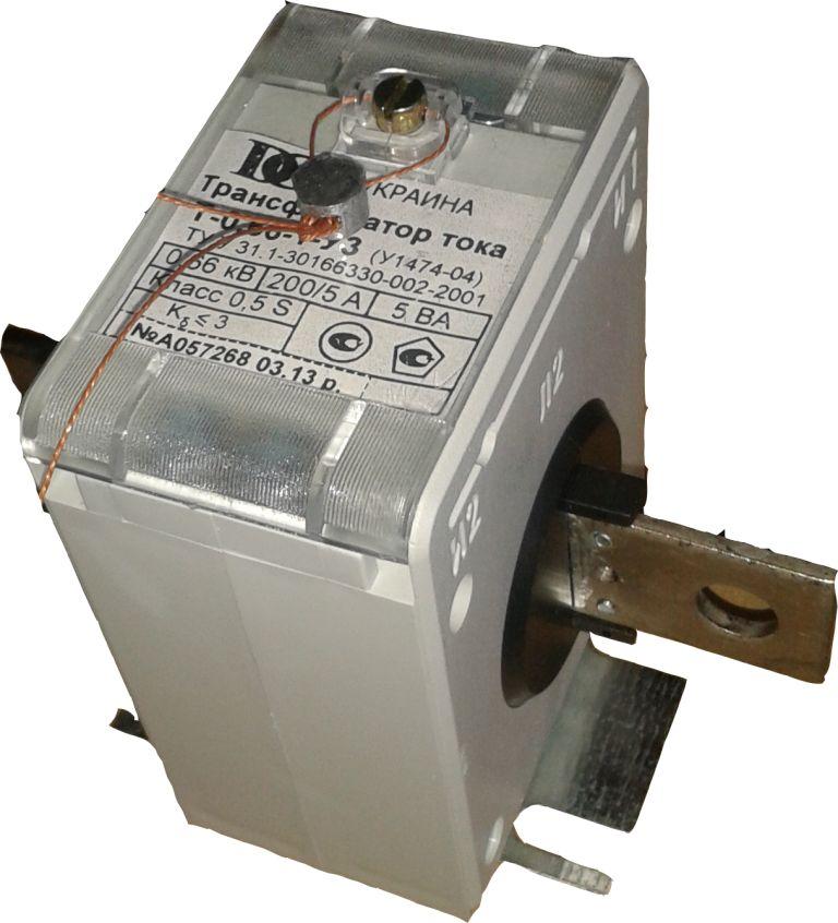 Трансформаторы тока Т-0