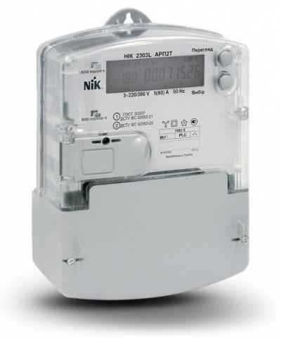 HIK 2303 АП1 1140  3х220/380В  5(100)А ZigBee