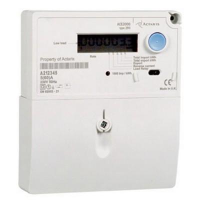 Счетчик электроэнергии ACE 2000 тип 290+ ПРОГРАММИРОВАНИЕ