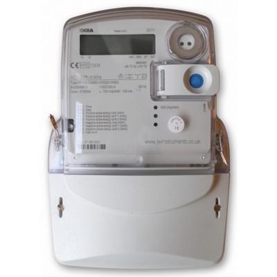Трехфазный электронный счетчик МТ174 5А трансформаторного вкл.