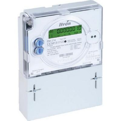 Счетчики электроэнергии Itron ЕМ214 тип 700