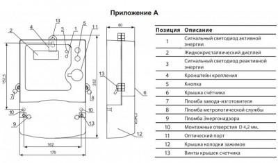 Счетчик МТХ-3R