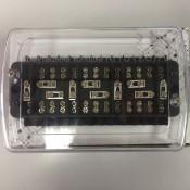 Коммутационная колодка КП 5(25) А